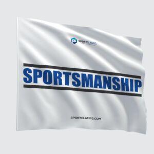 Sportsmanship Flag