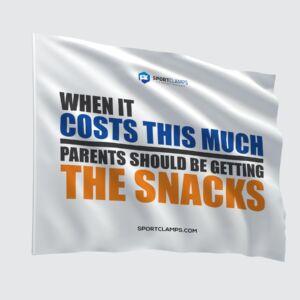 The Snacks Flag